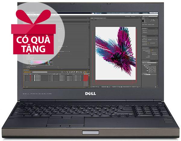 Dell Precision M4800 nhập khẩu Mỹ mới 99% tuyển chọn