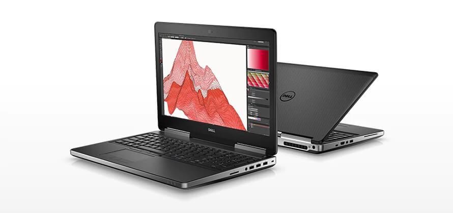 Dell Precision 7520 nhập khẩu Mỹ giá tốt