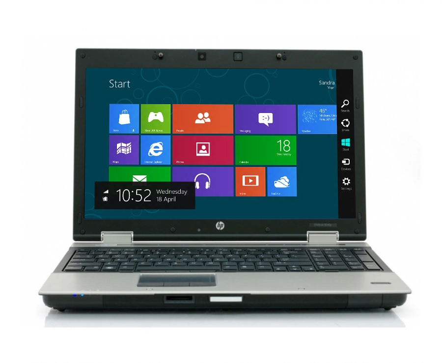HP Elitebook 8540P Nhập Mỹ Nguyên Bản VGA rời