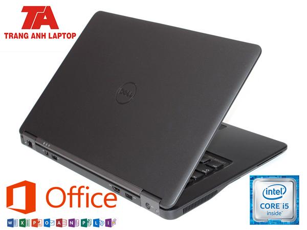 Dell E7450 Core i5 - Ram 8G - ssd 256G