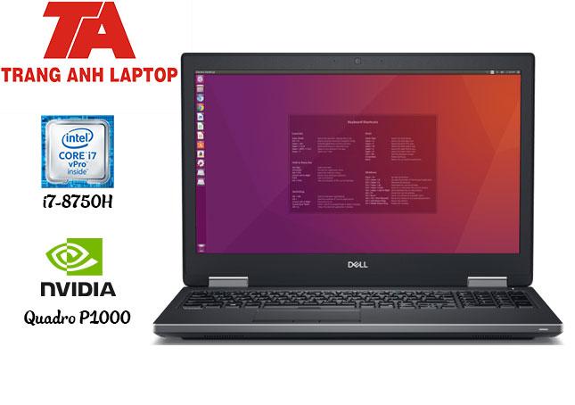 Dell Precision 7530 nhập khẩu Mỹ nguyên zin
