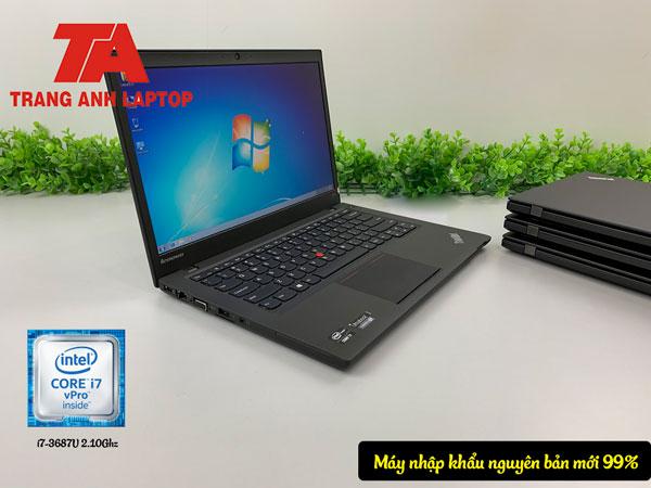 Lenovo ThinkPad T431s giá rẻ nhập Khẩu Mỹ nguyên bản mới 99%