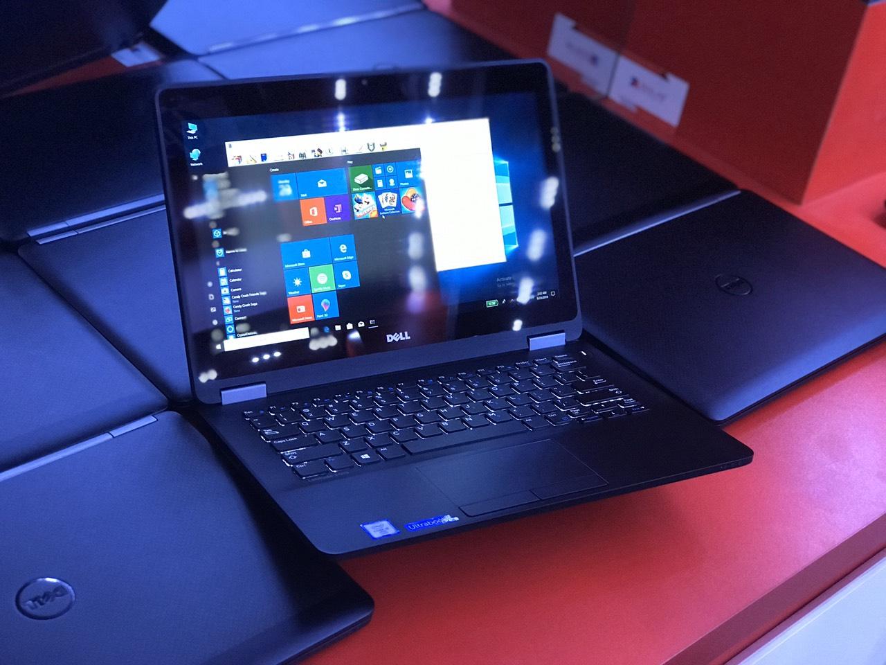 aptop Dell E7270 Màn FHD Cảm Ứng Nhập Mỹ Mới 99%