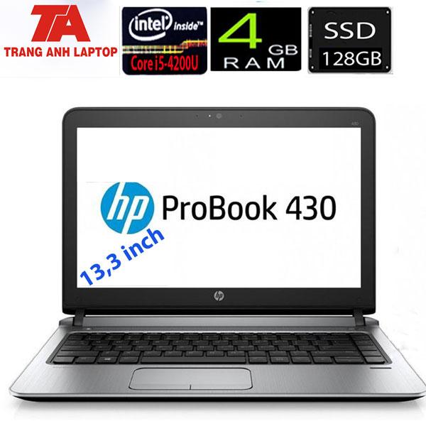 HP ProBook 430  G3 hàng nhập mỹ 99%