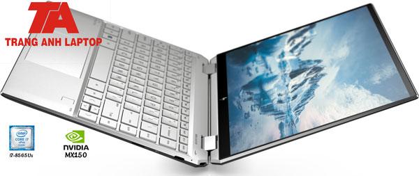 Laptop HP SPECTRE 15 X360 2019 (i7 – 8565U – 16GB – 512GB Geforce MX150 – 15.6″ UHD 4K Touch)