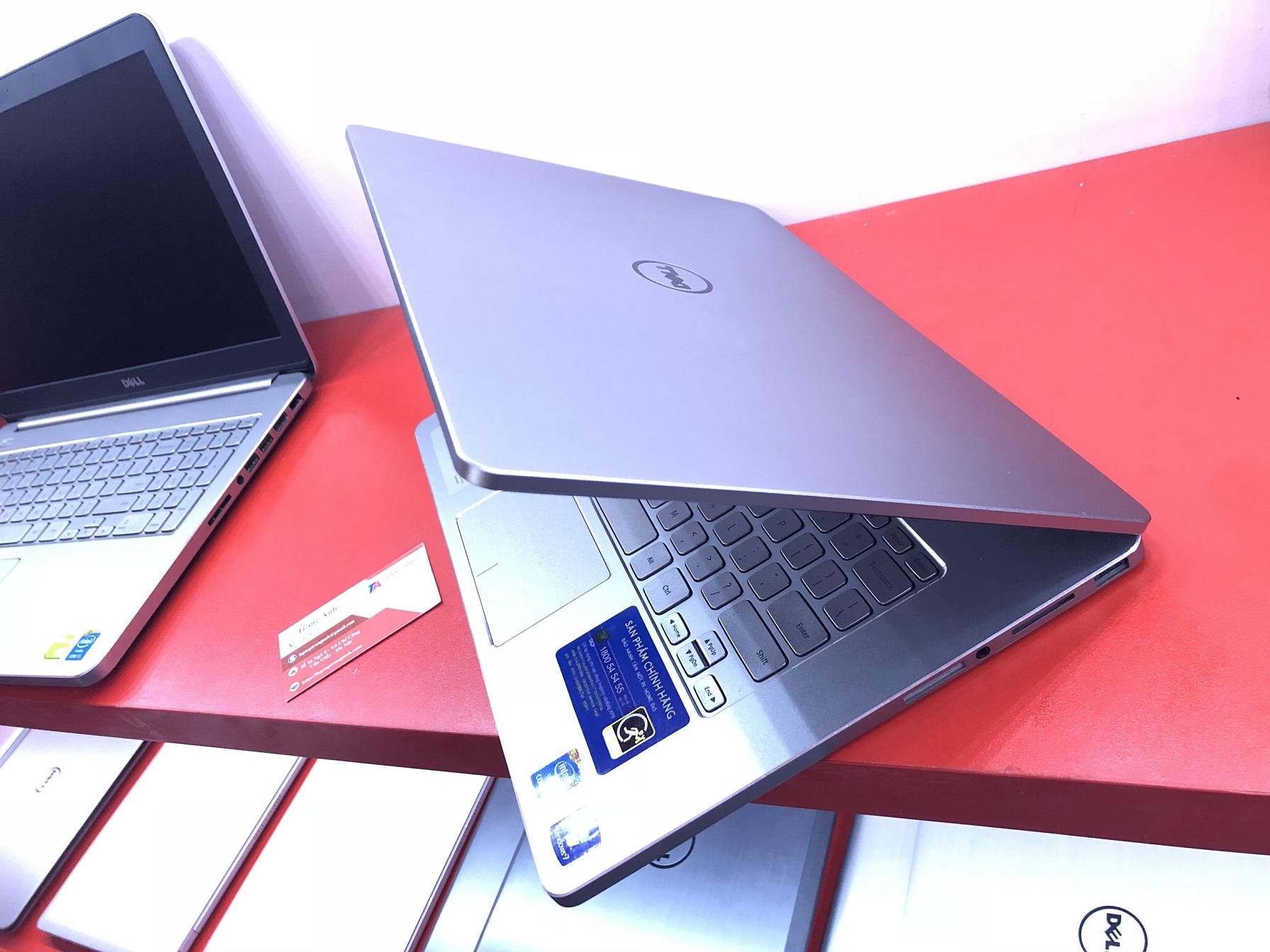 Dell Inspiron 7437 màn cảm ứng siêu mỏng, nhập Mỹ nguyên bản mới 99%