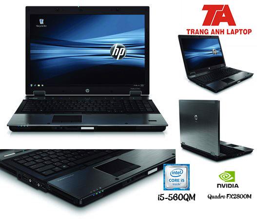 HP Elitebook 8740w Nhập Mỹ nguyên bản 100%, giá siêu rẻ.