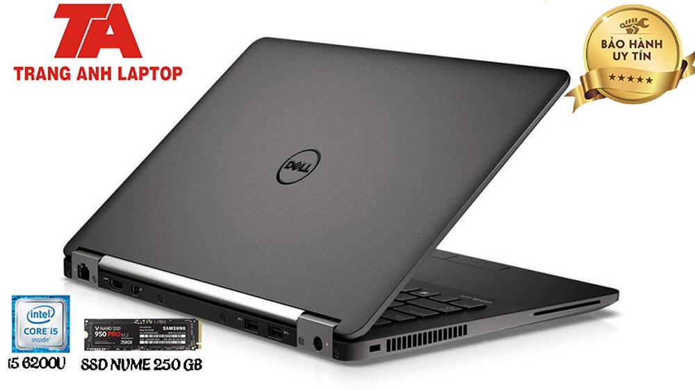 Laptop Dell Latitude E7270 - Intel Core i5