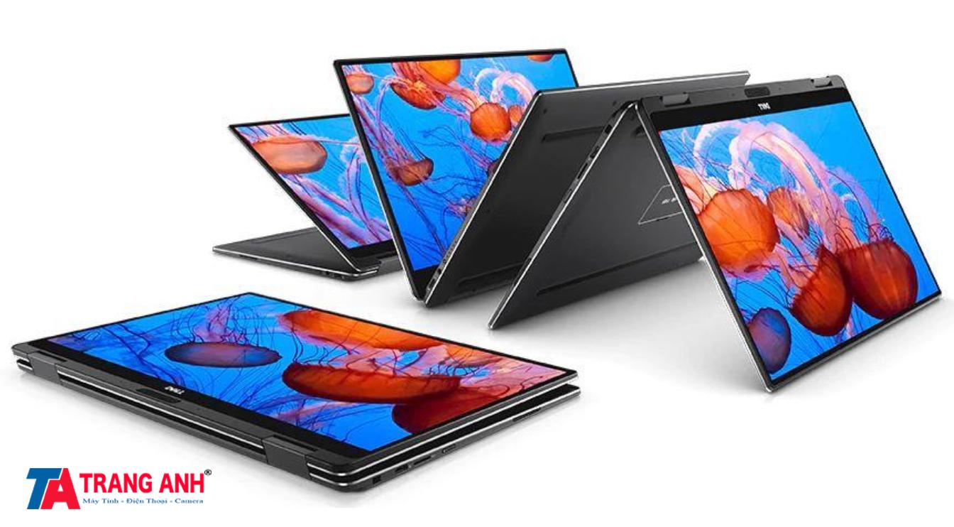 Laptop Dell XPS 9365 2 in 1 nhập Mỹ Nguyên bản mới 99.9%