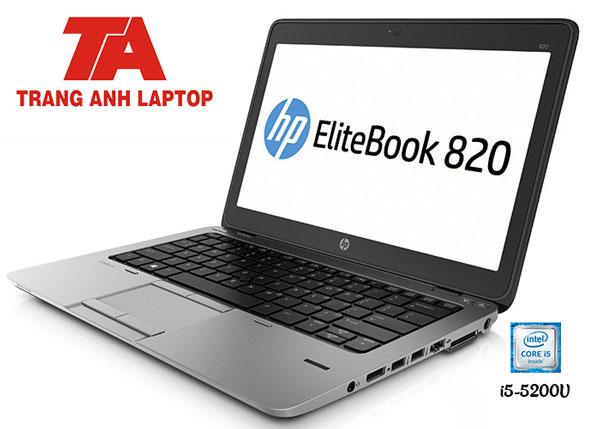 HP Elitebook 820-G2 Core i5 Nhập Mỹ Nguyên bản