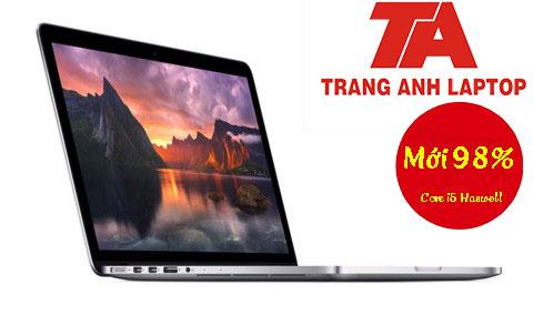 Macbook Pro Rentina 13 ME864 Nhập Mỹ Nguyên Bản Mới 98%