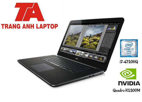 Dell Precision M3800 màn 3K Nhập Mỹ like new 99%