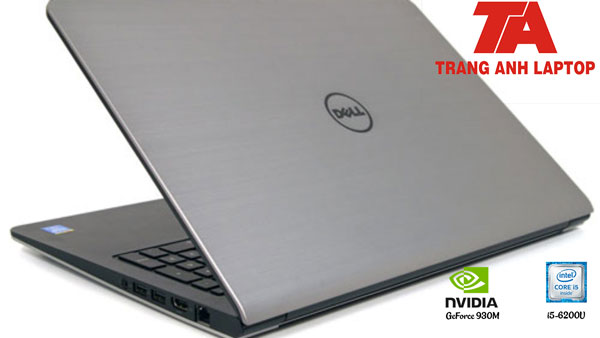 Dell Inspiron 5557 nhập khẩu Mỹ giá tốt
