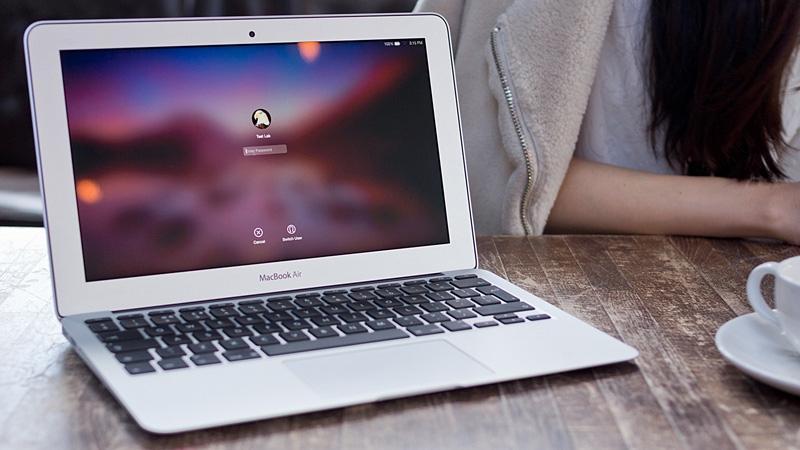 Macbook Air 11.6inch MJVM2 Nhập Khẩu Mỹ Nguyên zin mới 99%