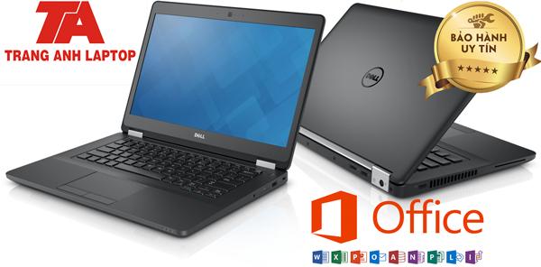 Dell E5480 Nhập Mỹ Nguyên Bản Màn Full HD IPS Mới 99%
