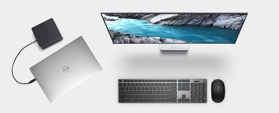 Work essential accessories for your XPS 13